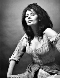 Douglas Kirkland, Sophia Loreen - 1972, Galerie Stephen Hoffman, GSH-Muenchen
