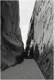Jan-Oliver Wenzel, Canyon, Arches National Park, Utah, 2009