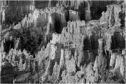 Jan-Oliver Wenzel, Hoodoos, Bryce Canyon, Utah, 2009