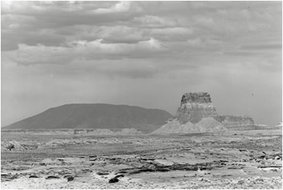 Jan-Oliver Wenzel, Navajo Butte, Arizona, 2009