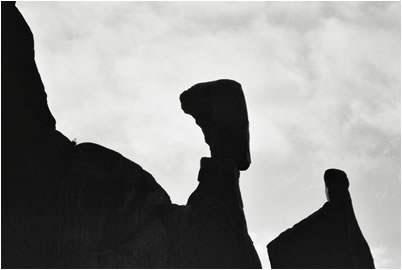 Jan-Oliver Wenzel, The Face of Nofretete, Arches National Park, Utah, 2009