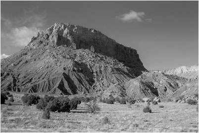 Jan-Oliver Wenzel, Ghost Ranch, New Mexico, 2010