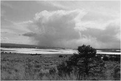 Jan-Oliver Wenzel, Storm Cloud, Chama Valley, New Mexico, 2010