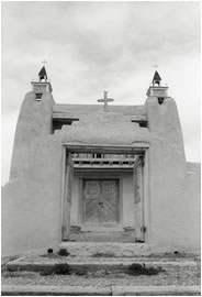 Jan-Oliver Wenzel, Las Trampas San Jose di Gracias, New Mexico 2011