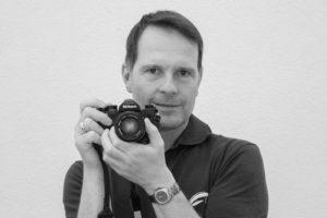 Jan-Oliver Wenzel Selbstportrait