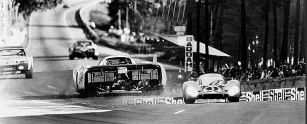 Werner Eisele, Porsche Impressionen Le Mans