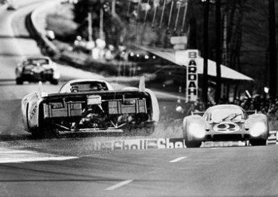 Werner Eisele, Porsche 917 - Impressionen der 24 Stunden in Le Mans 1970 und 1971
