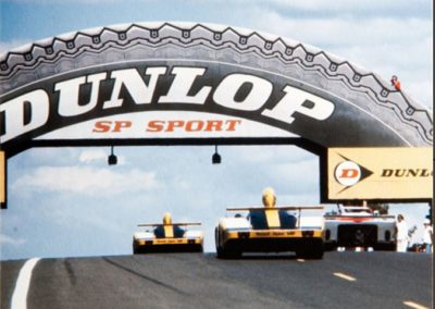 Werner Eisele, Renault Sport Team – 24 Stunden Le Mans 1975, Galerie Stephen Hoffman, München
