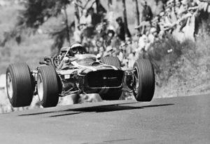 Werner Eisele, Formel 1 - Nürburgring 1966 – Jochen Rindt im Cooper Maserati