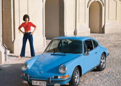 "Werner Eisele, ""Porsche 911 S 1969"" – German Tradition and History"