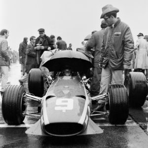 Werner Eisele, 2 Minuten bis zum Start -Nürburgring 1968 - Galerie Stephen Hoffman = GSH Munich