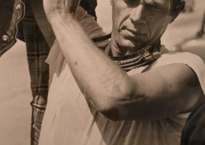 William Claxton, Steve McQueen - OLYMPUS DIGITAL CAMERA - Galerie Stephen Hoffman