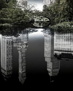 Holger Eckstein, New York Metropolis, Central Park South, Galerie Stephen Hoffman