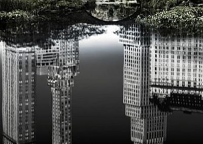 Holger Eckstein, New York Metropolis, Central Park South, Galerie Stephen Hoffman