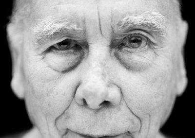 Erwin Lanzensberger: Horst Eckel, letzter lebender Fussballweltmeister von 1954 -Bruchmuehlbach- Miesau, 2016 - GSH