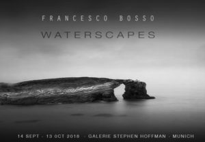 Francesco,Bosso,,WATERSCAPES, Munich, Galerie Stephen Hoffman