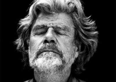 Erwin Lanzensberger, Reinhold Messner II, Galerie Stephen Hoffman