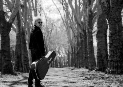 Wolfgang Niedecken: der deutsche Musiker, Maler und Autor gründete 1976 die Kölschrock-Band BAP. Er ist Sänger, Texter, Komponist und Frontmann der Gruppe - arbeitet aber auch als Solist. Erwin Lanzensberger, Wolfgang Niedecken I, Galerie Stephen Hoffman, Muenchen