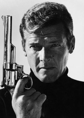 Terry O' Neill, Roger Moore als James Bond, 1980er Jahre