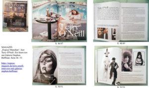 Magazin: Expose Muenchen führte ein Interview mit Galerist Stephen Hoffman, 2020