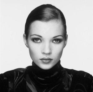 Terry O'Neill, Kate Moss - Portrait 1993, Galerie Stephen Hoffman - Munich