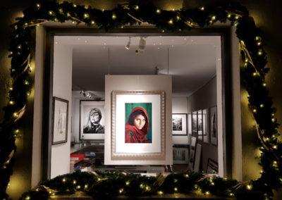 Steve McCurry, Afghan Girl 1984, Galerie Stephen