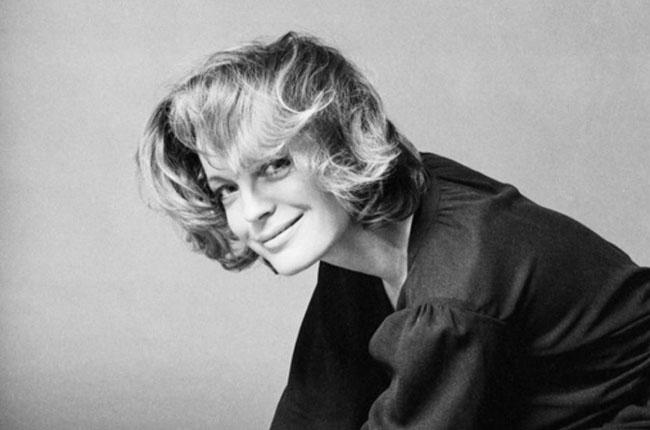 Eva Sereny (1935 - 25. Mai 2021)